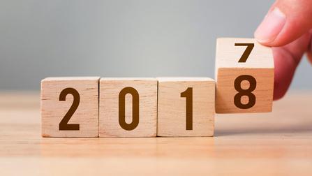 Holzwürfel wird von 2017 auf 2018 gedreht.