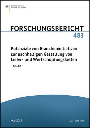 Titelbild des Forschungsberichts.