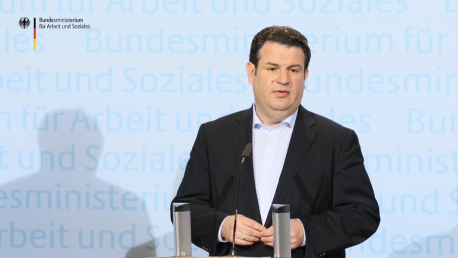 Statement von Hubertus Heil, Bundesminister für Arbeit und Soziales, zur Einführung der Grundrente.
