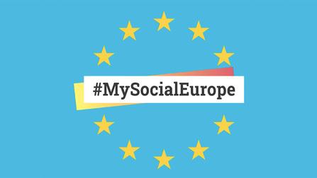 Logo MySocialEurope