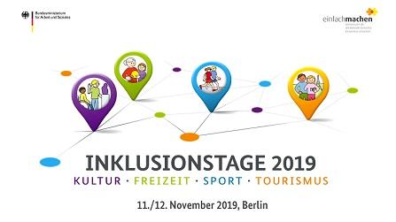 Logo der Inklusionstage 2019.