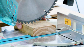 Circular saw Opens page: Internal Occupational Safety and Health Systems