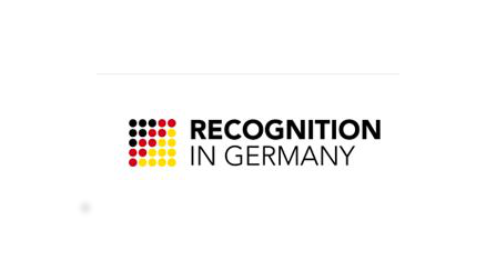 Logo of Recognition in Germany Opens page: Academic Recognition
