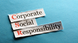 "Corporate Social Responsibility - Words ""Corporate Social Responsibility"" Opens page: Corporate Social Responsibility (CSR)"