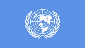 Logo of the United Nations Opens page: The United Nations