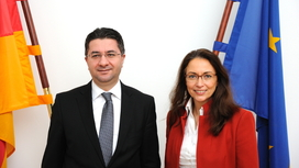 State Secretary Fahimi welcomes Ambassador of the Republic of Azerbaijan Opens page: State Secretary Fahimi welcomes Ambassador of the Republic of Azerbaijan during his inaugural visit