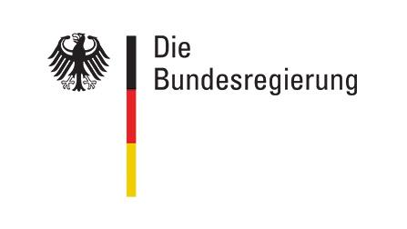 Logo der Bundesregierung.Öffnet Seite:Coronavirus in Deutschland