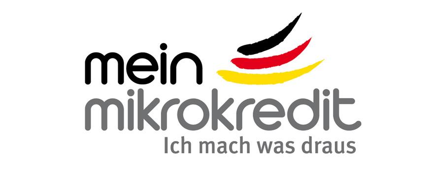 Logo Mein Mikrokredit - Ich mach was draus.