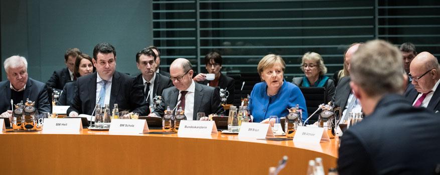 bundesminister deutschland