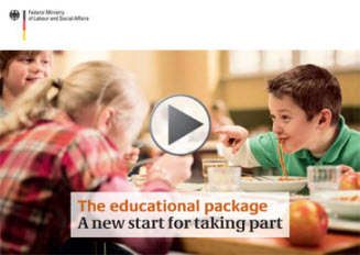 Titelbild der Publation: The educational package