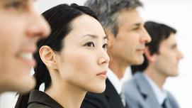 Asian woman Opens page: Employment of foreigners