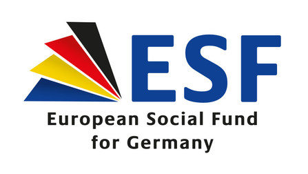 Logo of the European Social Fund (ESF) Opens page: European Social Fund