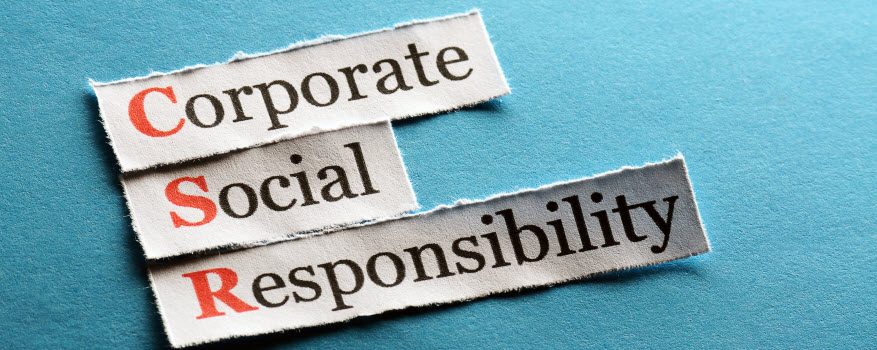 "Corporate Social Responsibility - Words ""Corporate Social Responsibility"""