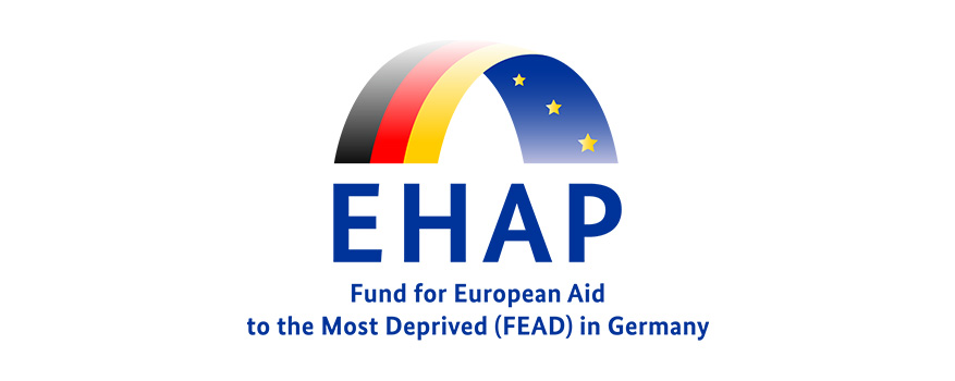 Icon of Ehap - Fund for European Aid to the Most Deprived (FEAD) in Germany.