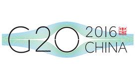 G20 2016 China - Logo G20 2016 China. Opens page: Strengthening labour markets worldwide: Federal Minister Andrea Nahles at the G20 Labour and Employment Ministers Meeting in Beijing