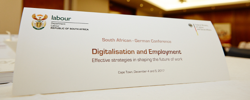 Sign Digitalisation and Employment.