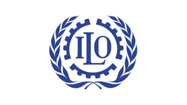 ILO Logo. Opens page: 100 years International Labour Organization (ILO)
