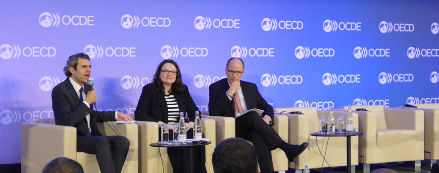 OECD Labour and Employment Ministerial Meeting in Paris